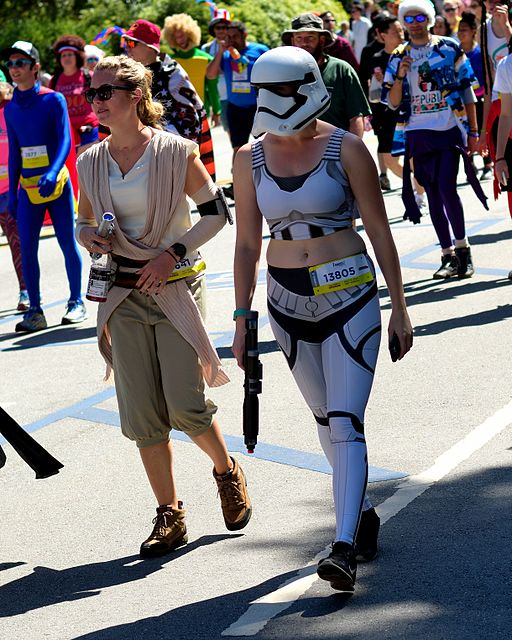 San Francisco's Legendary Bay to Breakers Race